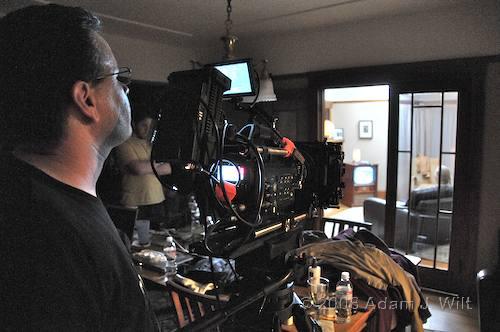 RED on location: Art Adams shoots a spec spot 103