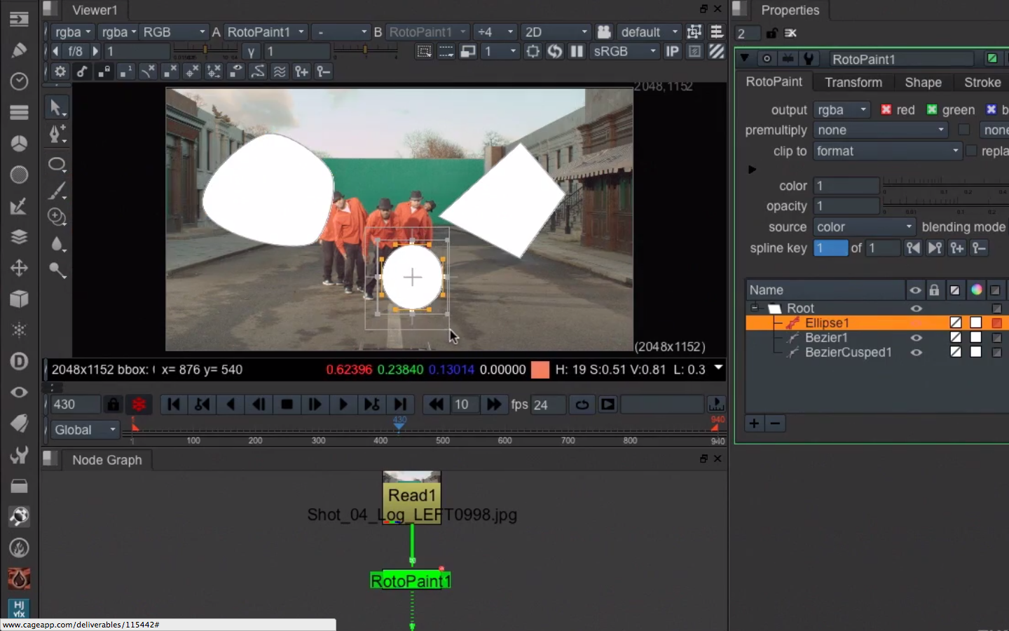 Nuke 7 Brings Compositing to the Next Level 22