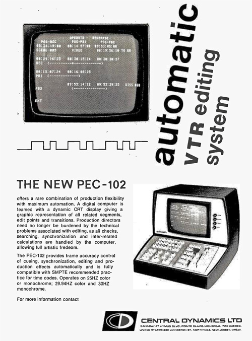 SMPTE Time Code - Virtually Unchanged After Almost 50 Years 20