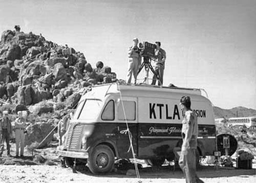 KTLA & the Atomic Bomb - LIVE! by Richard Wirth - ProVideo