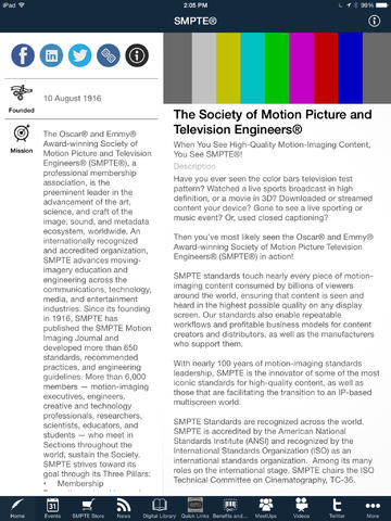 SMPTE® Extends Access to Society Resources With Launch of