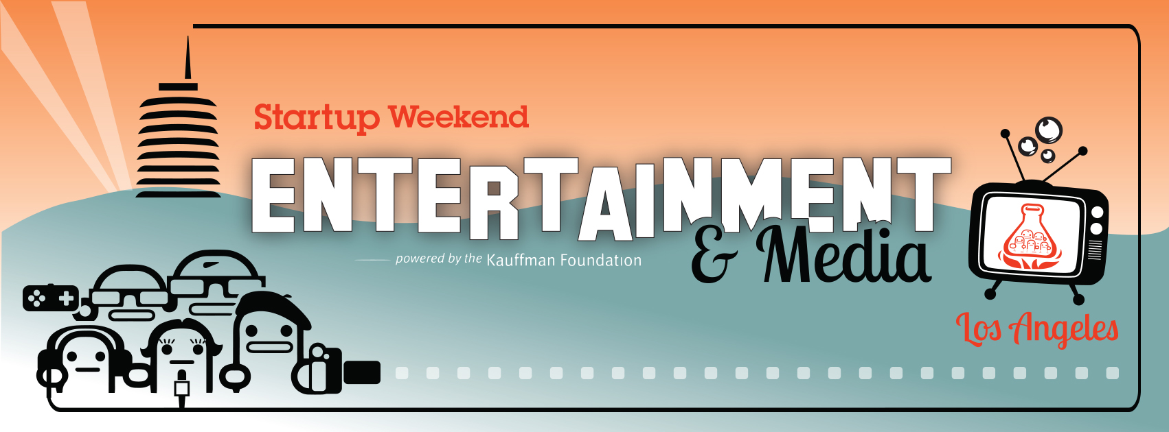 Entertainment and Media Startup Weekend 1