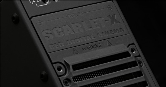 Red (finally) takes the wraps off new camera - Scarlet-X 3