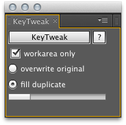 After Effects Script of the Week: KeyTweak 3