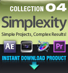 Sophisticated Looks In All-New Simplexity Projects & Templates Collection 4 3