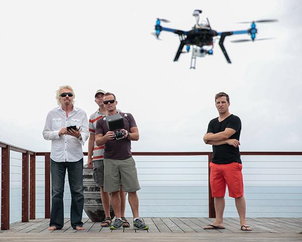 Sir Richard Branson Invests In 3D Robotics 7