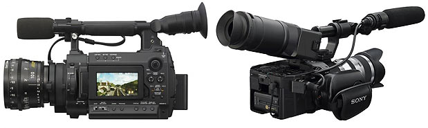 """LSS Notes: Sony F3/FS100 preso at MTE; """"C300 = Awesome"""" 3"""
