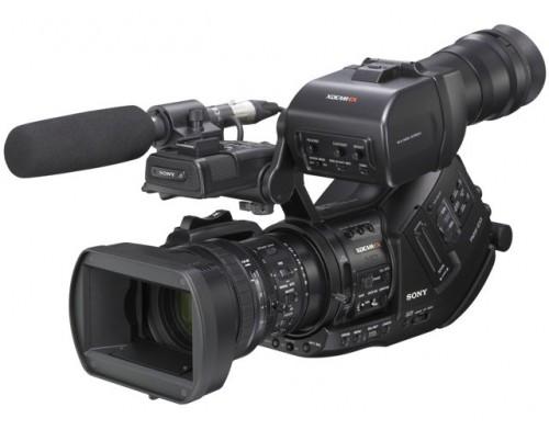 Sony Announces the EX3 10