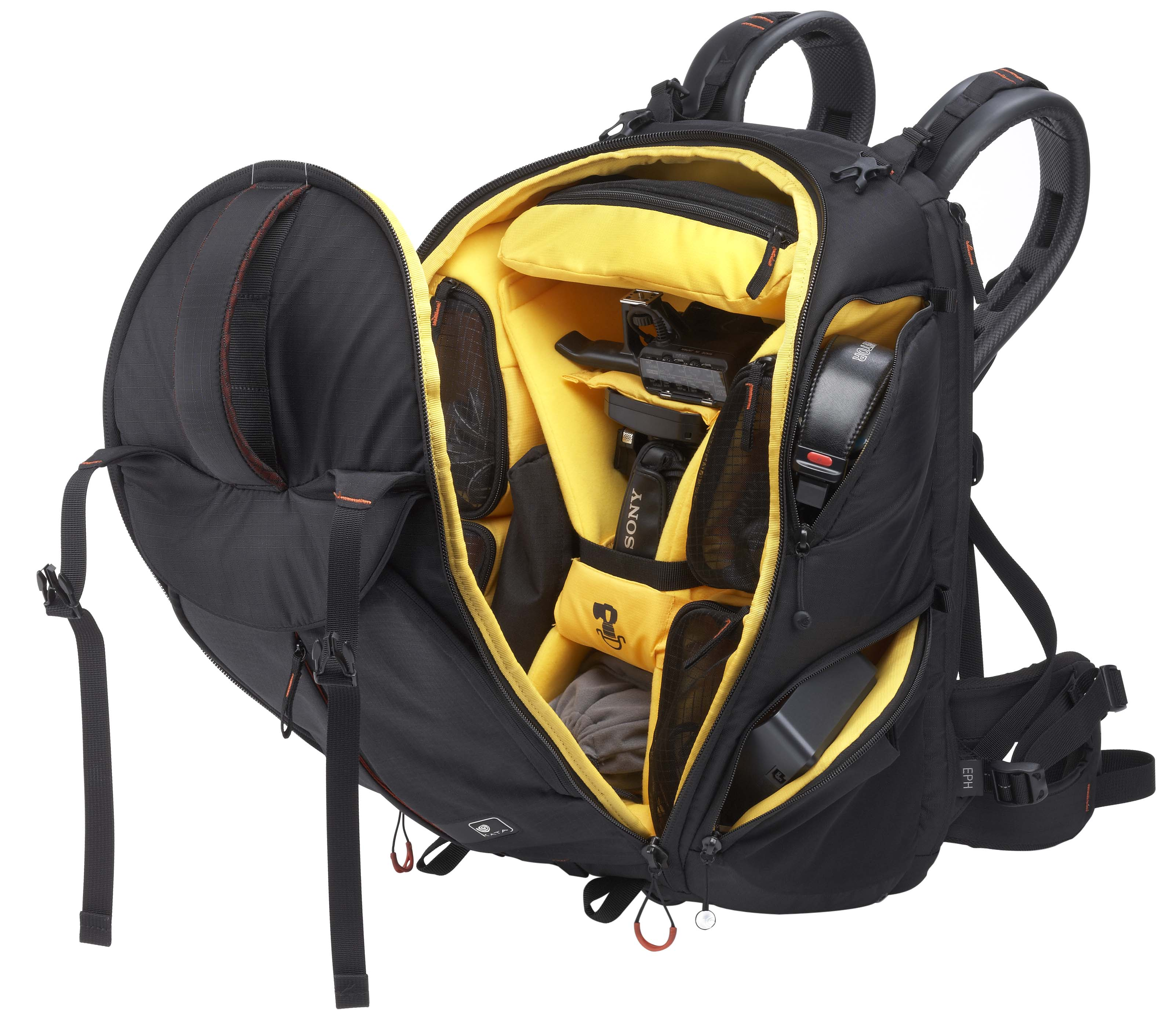 Sony Expands Line of Video Journalist Backpacks 4