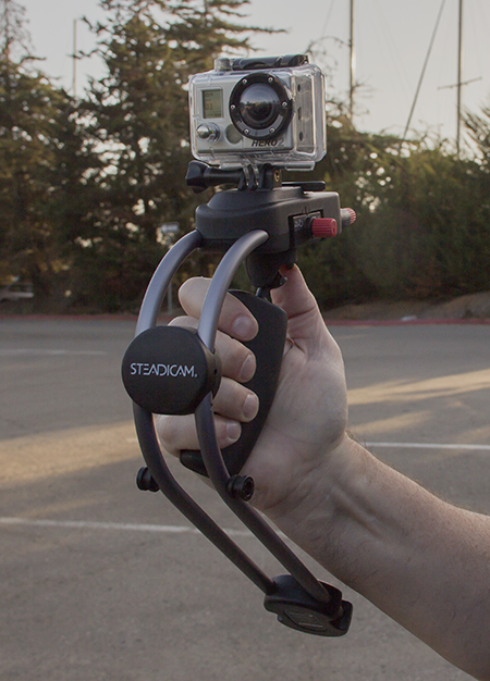 Product Review: Steadicam Smoothee for GoPro 1