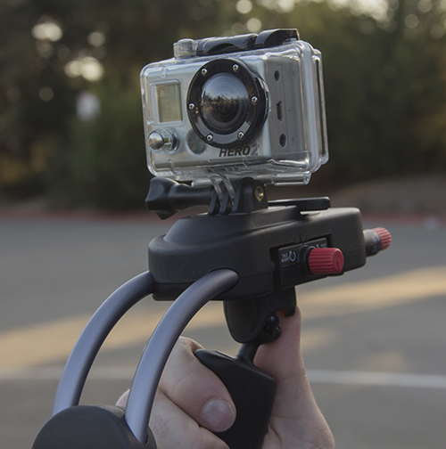 Product Review: Steadicam Smoothee for GoPro 5