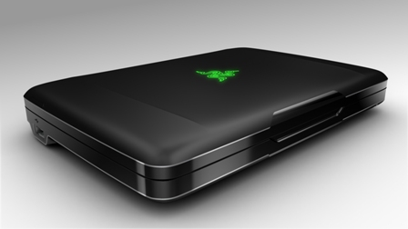 Razer debuts mobile PC gaming concept design 6