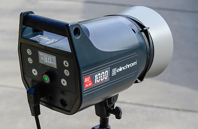 Elinchrom ELC Pro HD 1000 Strobes 9