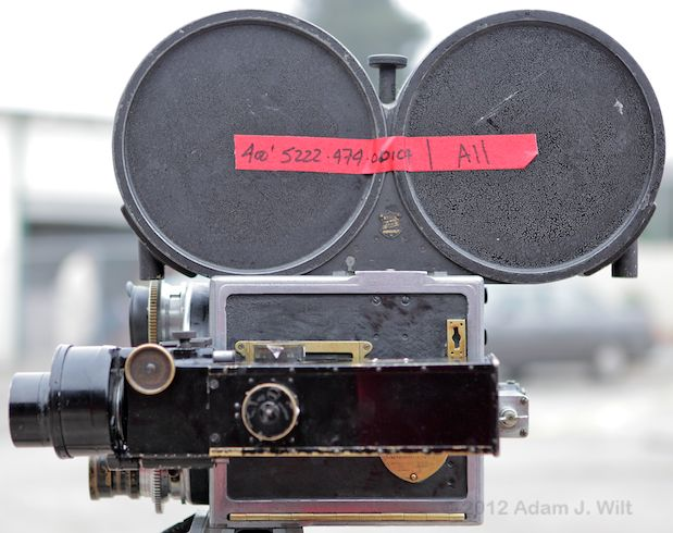 """Photos: the Bell & Howell 2709 and """"The Canyon"""" 114"""