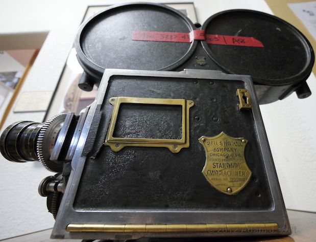 """Photos: the Bell & Howell 2709 and """"The Canyon"""" 112"""