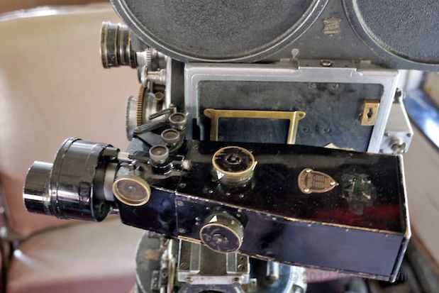 """Photos: the Bell & Howell 2709 and """"The Canyon"""" 125"""