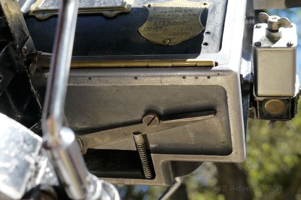 """Photos: the Bell & Howell 2709 and """"The Canyon"""" 122"""