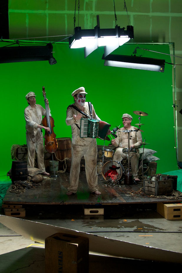 """World's Only """"Death Oompah"""" Band Gets Virtual Reality Music Video 40"""