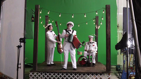 """World's Only """"Death Oompah"""" Band Gets Virtual Reality Music Video 38"""