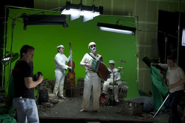 """World's Only """"Death Oompah"""" Band Gets Virtual Reality Music Video 41"""