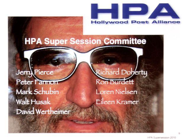 HPA Tech Retreat 2010 - Day 1 35