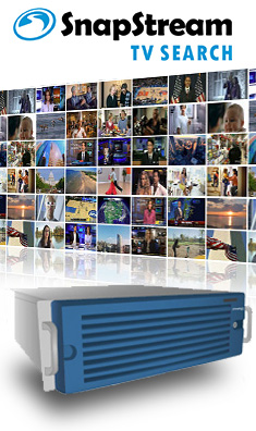SnapStream Helps Businesses and Organizations Leverage the Power of Computing for TV Content 3