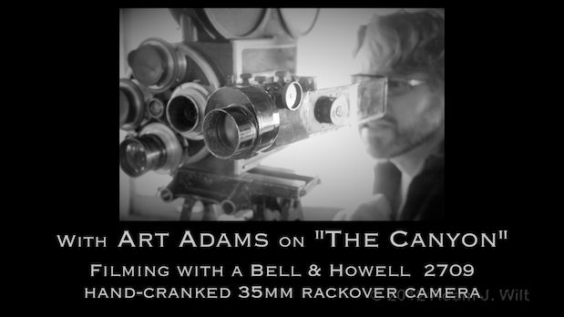 "Video: With Art Adams on ""The Canyon"" 3"