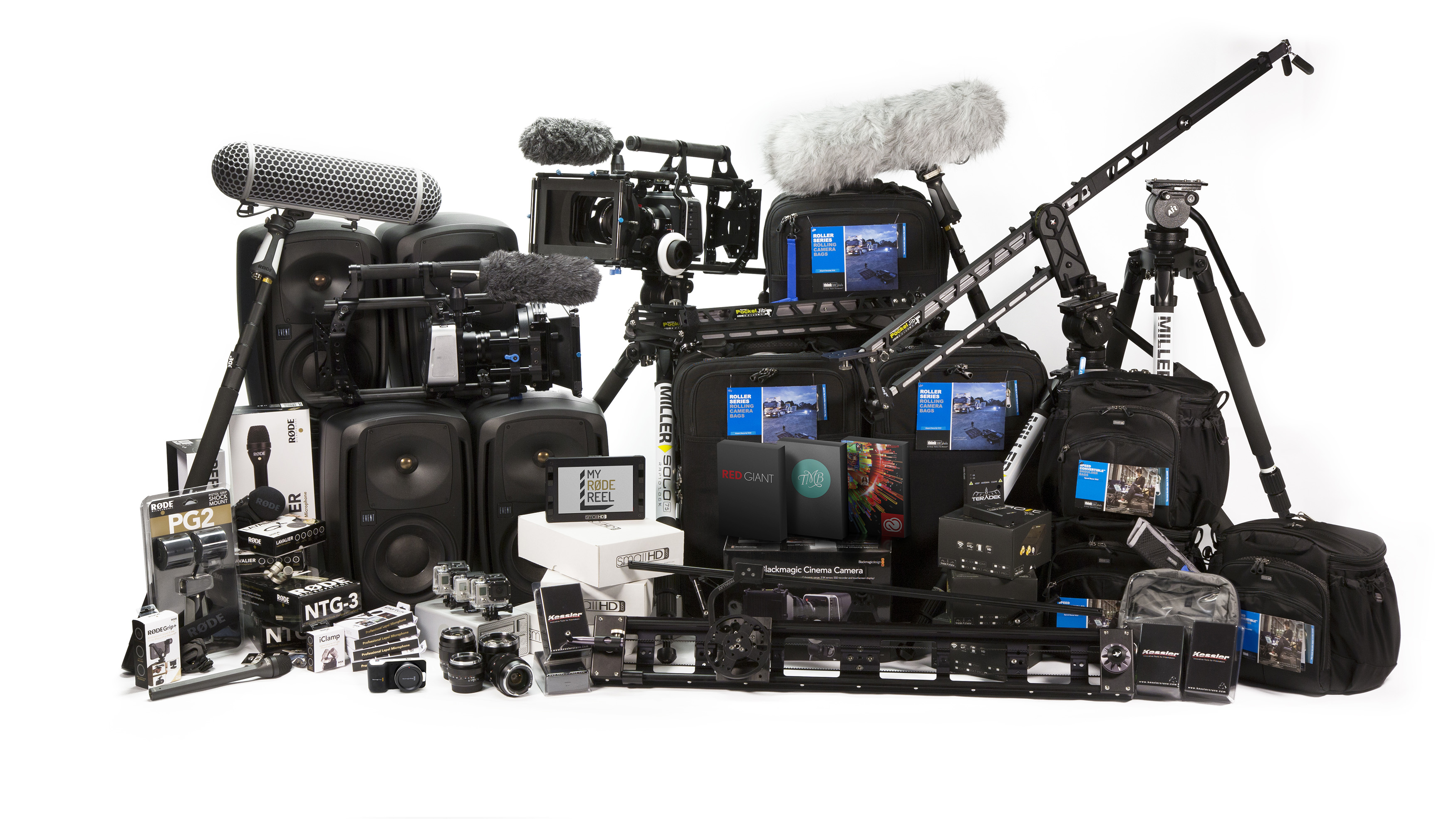 "Win a Share of More Than $70,000 in the ""My RØDE Reel"" International Short Film Contest 4"