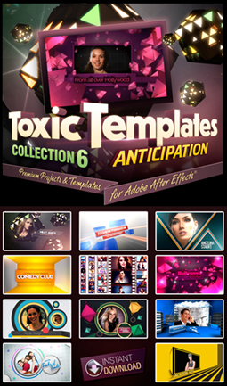 All-New Premium After Effects Templates Featuring Cutting-Edge Styles! 3