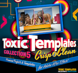 All-New Premium After Effects Templates Featuring Clean, Crisp Styles 3
