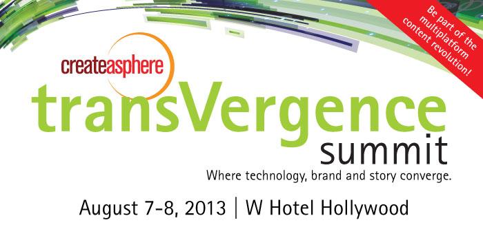 Meet us at Next Week's TransVergence Summit! 3