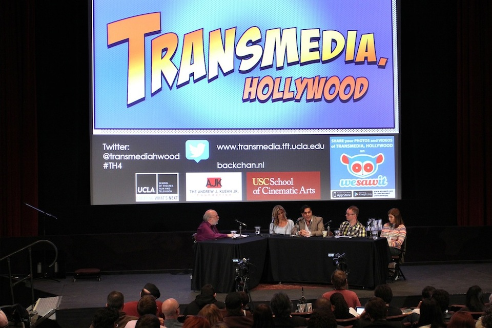 Hollywood Transmedia 4 & Future Trends in Media and Arts 2020 7