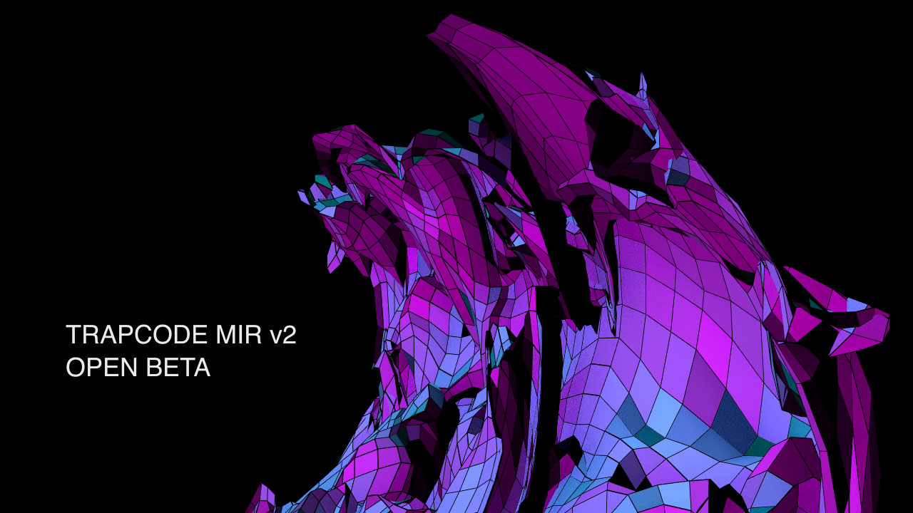 Trapcode Mir: a fractalized 3D mesh plug-in for After Effects 3