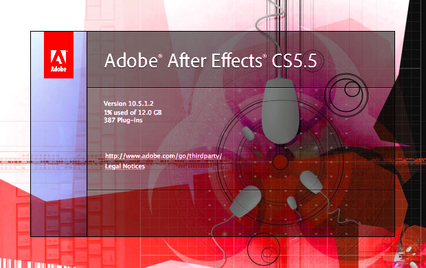 Upgrading to After Effects CS5.5? 3