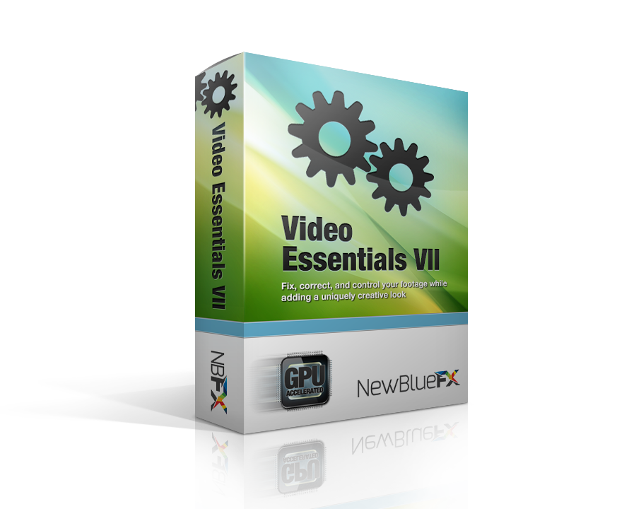 NewBlueFX Releases Latest Collection in Best-Selling Video Essential Series 4