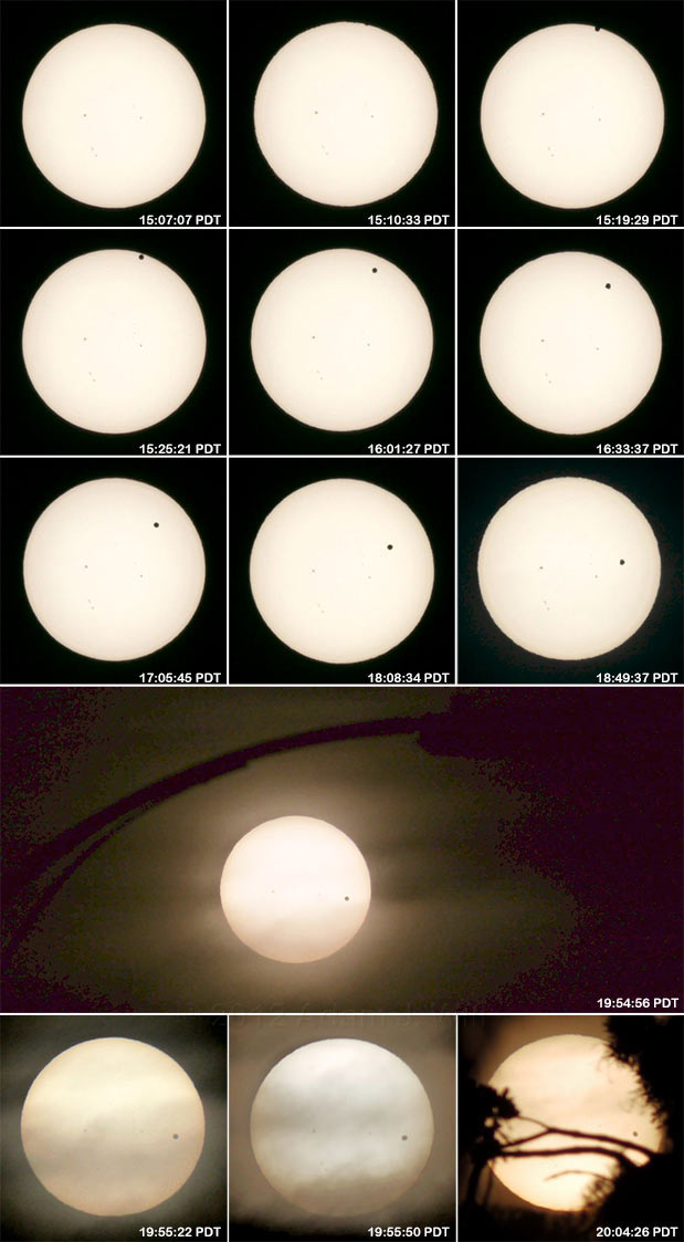 Just for Fun: Shooting the Transit of Venus 15