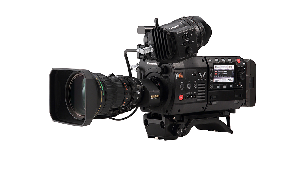 Panasonic VariCam 35 and VariCam HS to Make 'Tour' Stops at AbleCine LA and VTP Burbank 4
