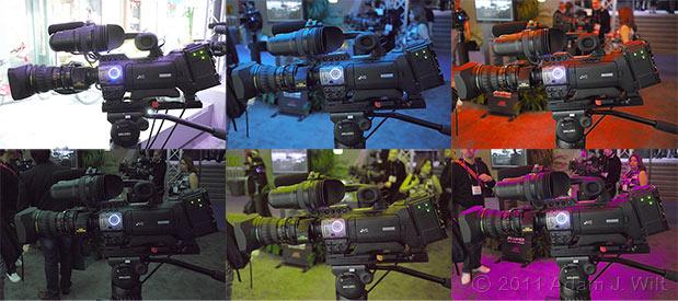 NAB 2011 - Cameras 44
