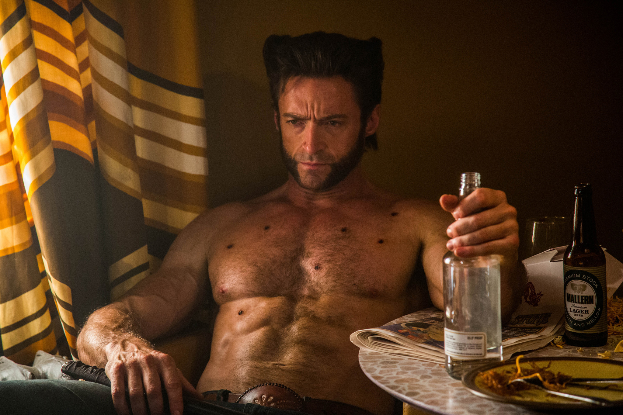 Behind the Color of X-Men: Days of Future Past 12