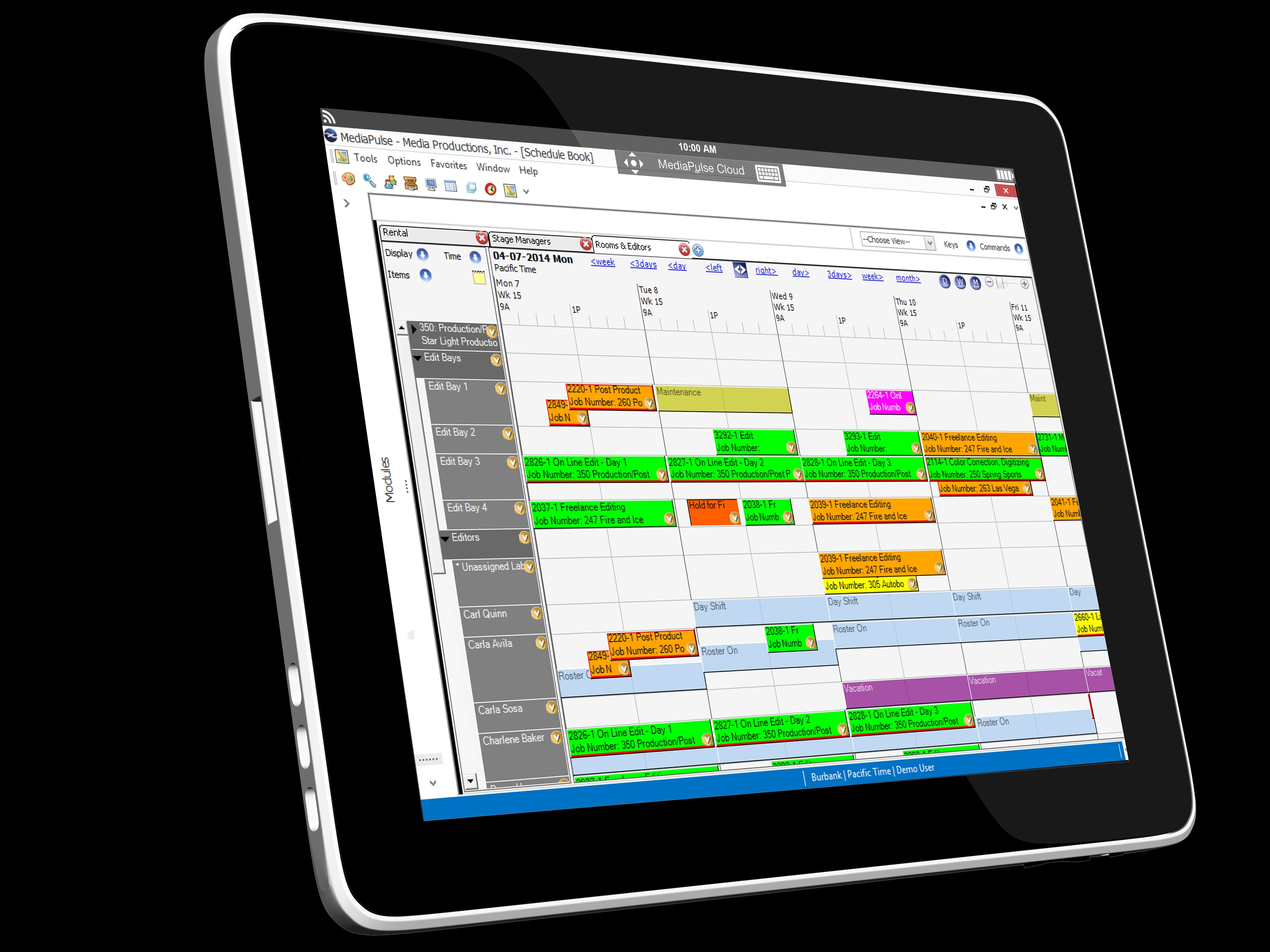 Xytech Launches MediaPulse Cloud at IBC 2014 4