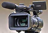 "Review: Sony HVR-Z5U 1/3"" 3-CMOS HDV Camcorder 45"