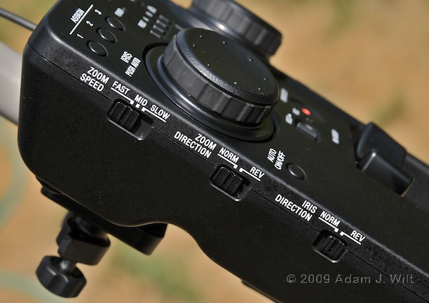 Review: Sony RM-1000BP LANC Remote Control 12