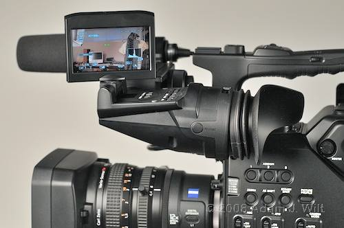 """Review: Sony HVR-Z7 & HVR-S270 1/3"""" 3-CMOS HDV camcorders 64"""