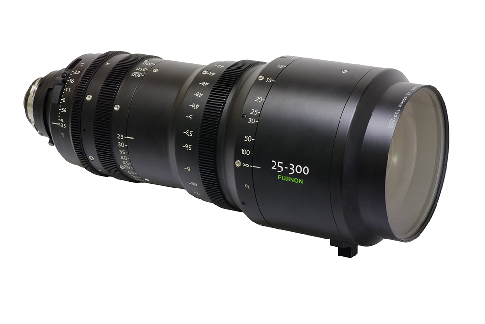 FUJIFILM to Showcase All PL 4K and Cabrio Cine-Style Lenses at Hollywood's Cine Gear Expo 2014 4