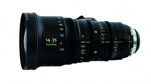 FUJIFILM Optical Devices Introduces New 14-35MM Wide-Angle Cabrio Zoom at IBC 6