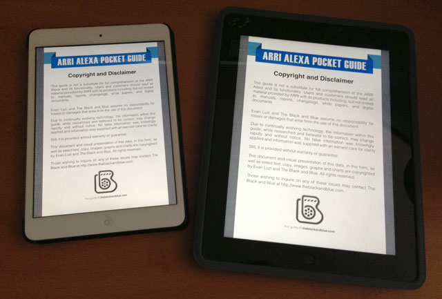 A Tale of Two iPads 4