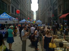 Adorama Hosts Its Third Annual Street Fair in New York City 3