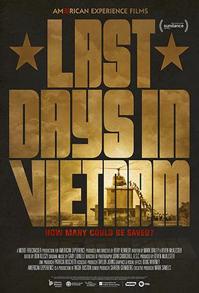 """""""Last Days in Vietnam"""" to premiere at Sundance 9"""