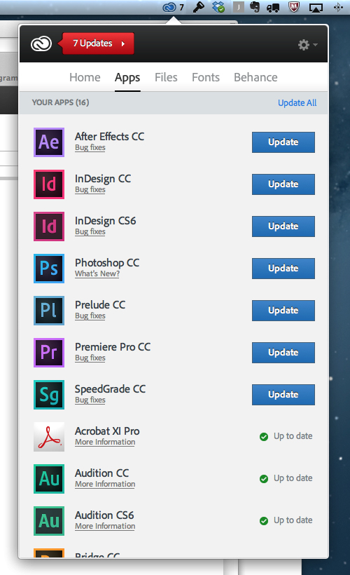 December 2013 brings new Creative Cloud pro video releases 9