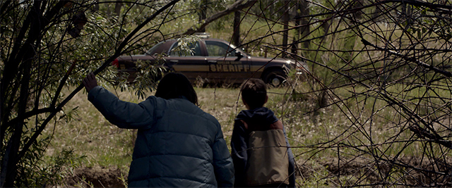 """""""Cop Car"""" starring Kevin Bacon delivers drama and humor at the 2015 Sundance Film Festival 6"""